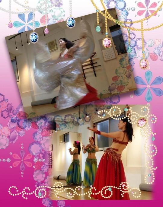 yuumiベリーダンススクールさま