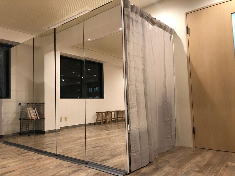 コムリバ更衣室