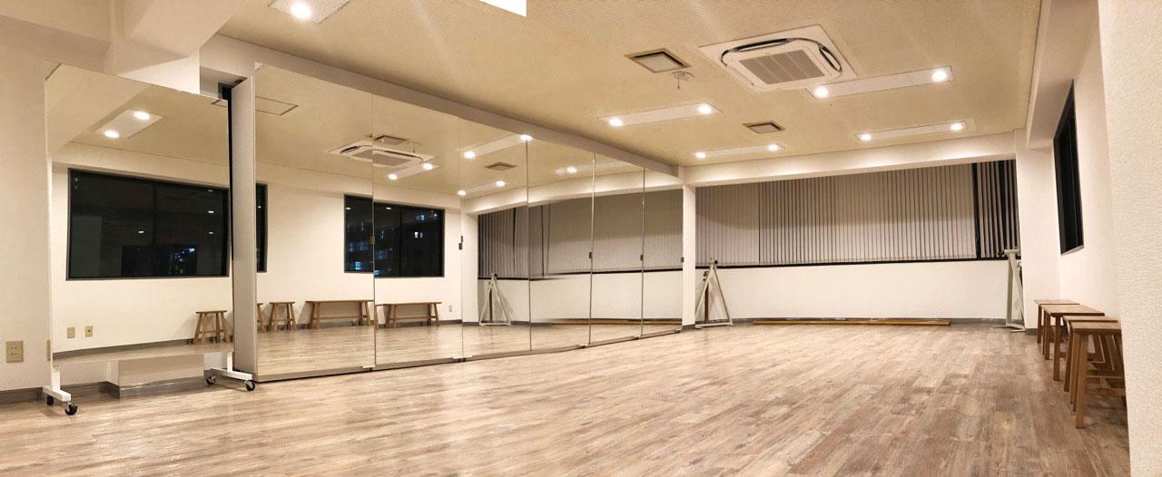コムリバスタジオ内観