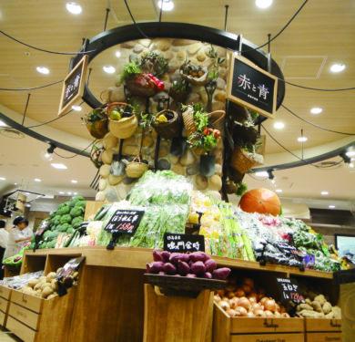 阪急百貨店2012年リニューアルオープン